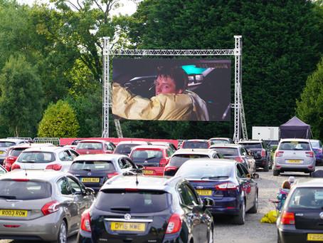 Drive-In Cinema Tips