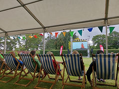Garden Cinema Hire