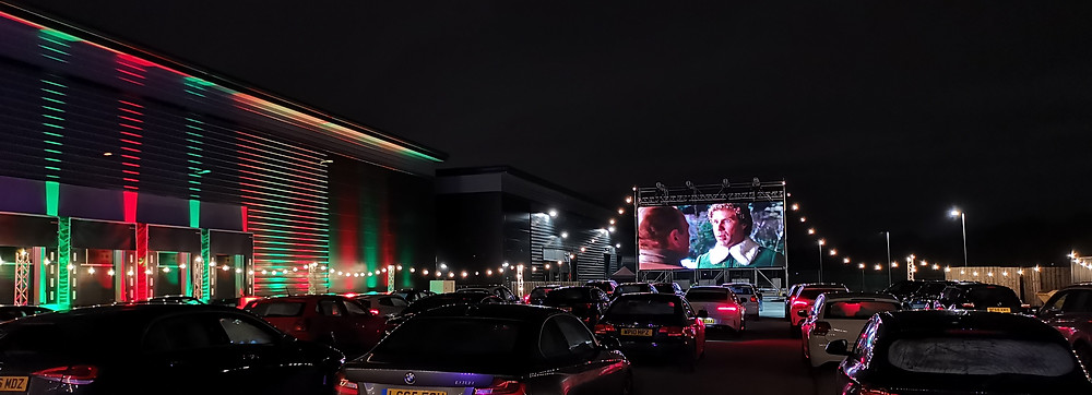 Drive In Cinema Hire