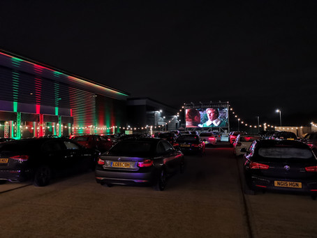 Drive-In Cinema set to reboot event industry after Covid-19?