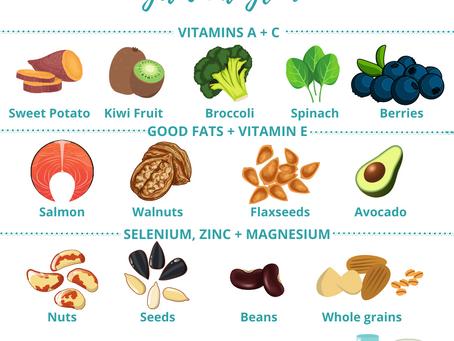 Skin Food: Getting that glow