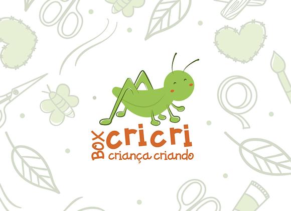 Box CriCri | Criança Criando