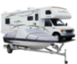 boat and rv recreational vehicle storage port hardy