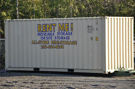 All Store Mini Storage and Containers Port McNeill