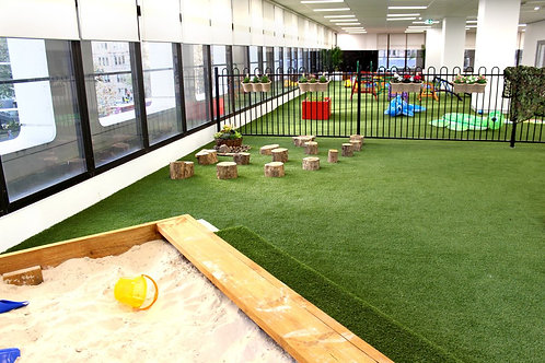 XKRJL1008 - City childcare centre- 59 seats - new renovation- long lease
