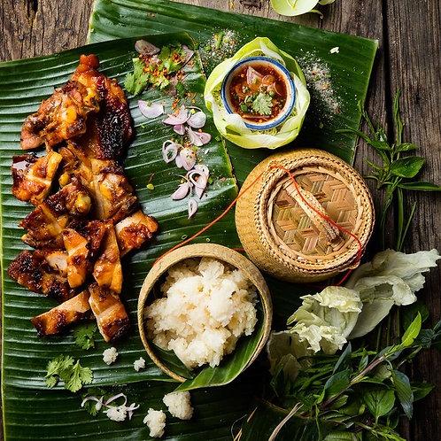 XKRJL1005 - Rhodes - Restaurant- Malaysia cuisine