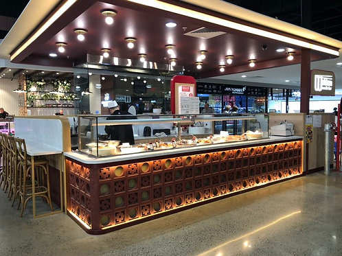 Glenmore Park Towncentre--Food Court--Asian Takeaway Kiosk--Low Invest--Low Rent