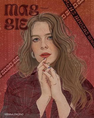 Maggie Rogers-Celebrity Portrait- Editor