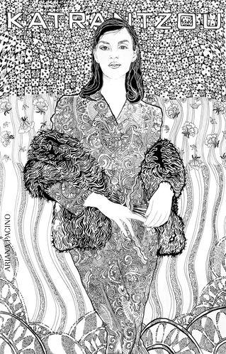 Mary Katrantzou Fashion Illustration