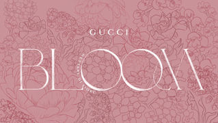 Gucci Bloom Animated Logo