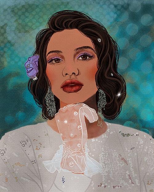 Rodarte-SP20-Fashion-Illustration-Ariana