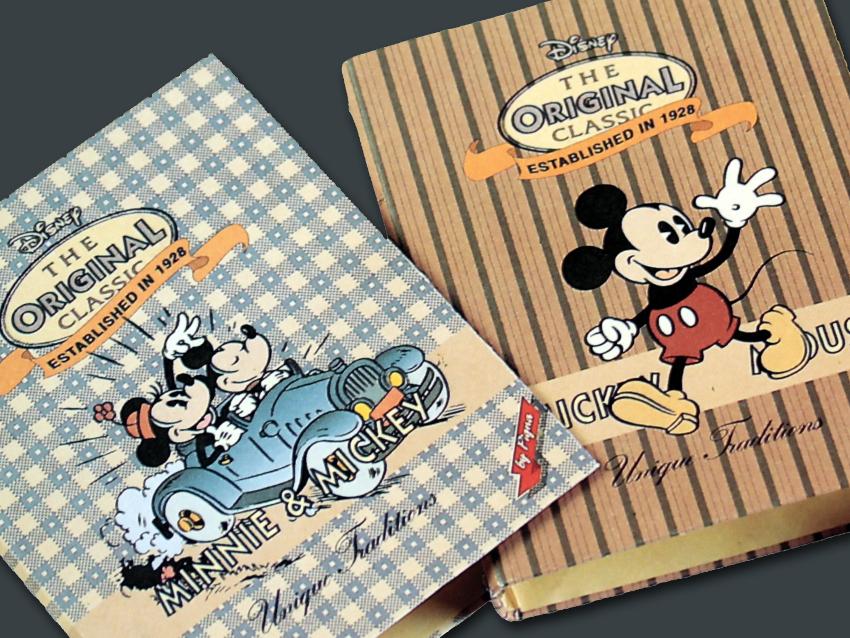 Disney Classic - linea quaderni