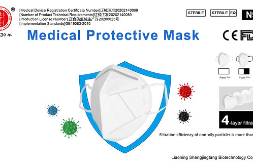 N95 Medical Protective Mask
