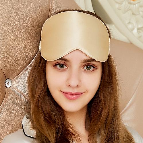 Sleeping Eye Mask with Wholesale silk sleep mask