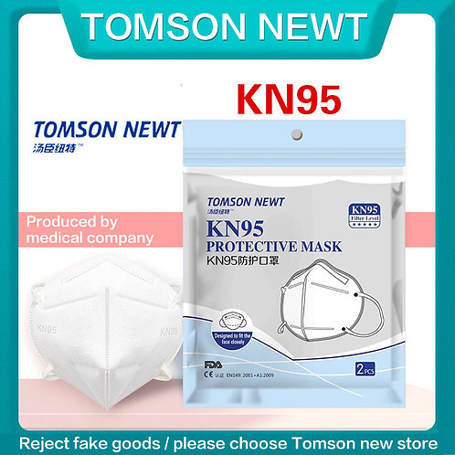 FDA/CE KN95 protective disposable respirator