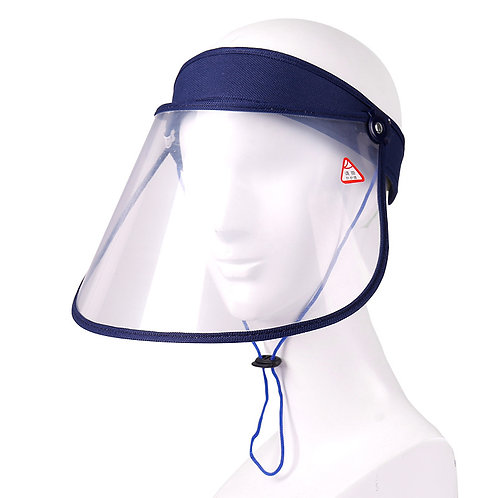 Face Shield Anti-Spitting Protective Hat