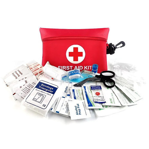 First Aid Kit Small Emergency First Aid Bag