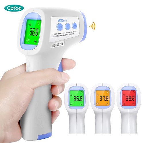 Hot sell Digital Non contact infrared thermometer