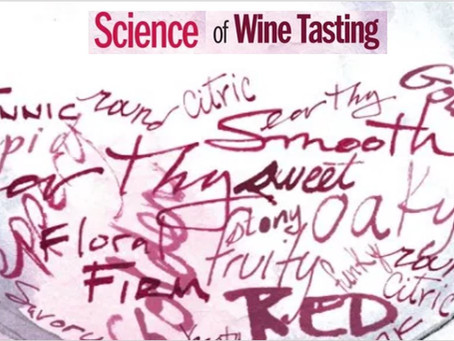 The Science of Tasting