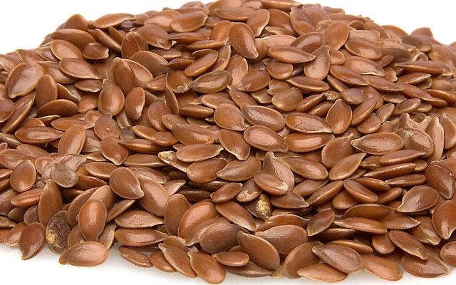 Whole flax seed 2