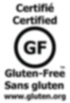 GFCO Gluten Free Certified