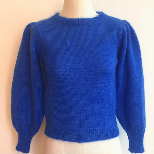 MASSCOB S20/931KN Recife Sweater cobalt