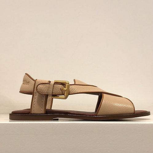 SEE BY CHLOE SB36093A/13161 Dollaro Sandals beige