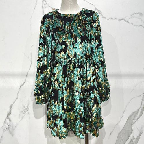 STINE GOYA SG3476 Sienna Dress velvet distortion