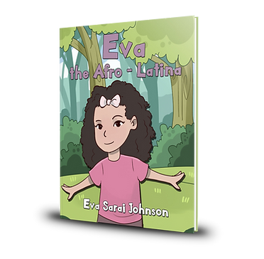 Eva the Afro-Latina Book