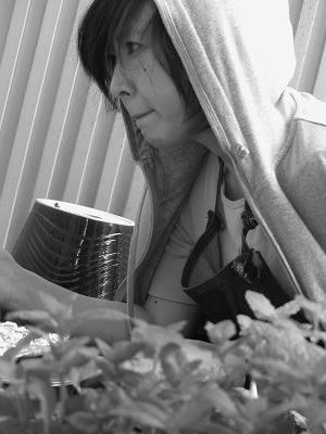 2017.11.04 竹炭コーヒー焙煎体験