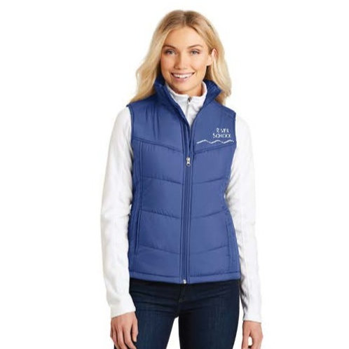 Puffy Vest -Female