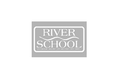 River Custom Static Cling
