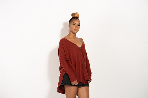 Autumn Vibes Cardigan