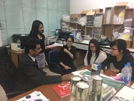 Himedia Customer Visiting: ประมวลภาพการเข้าพบลูกค้า พร้อมให้ความรู้และข้อมูลสารเคมีที่ใช้ในงานวิจัยด