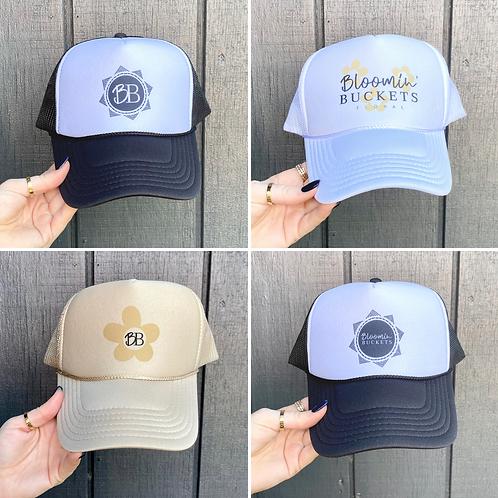 Bloomin' Trucker Hats