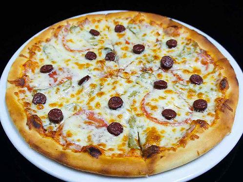 """Пицца """"Оригинальная"""" на тонком тесте"""