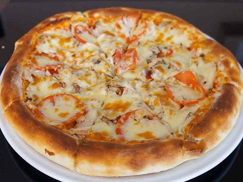 "Пицца ""Куриная"" на традиционном тесте"