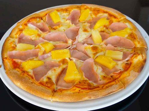 """Пицца """"Гавайская"""" на тонком тесте"""