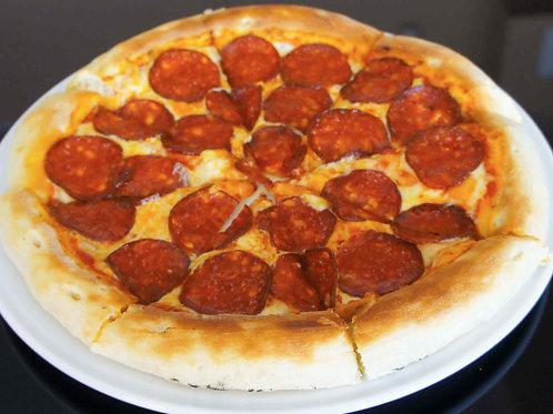 """Пицца """"Пепперони"""" на традиционном тесте"""