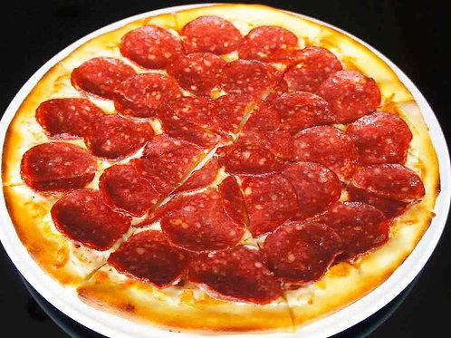 "Пицца ""Колбасная"" на тонком тесте"