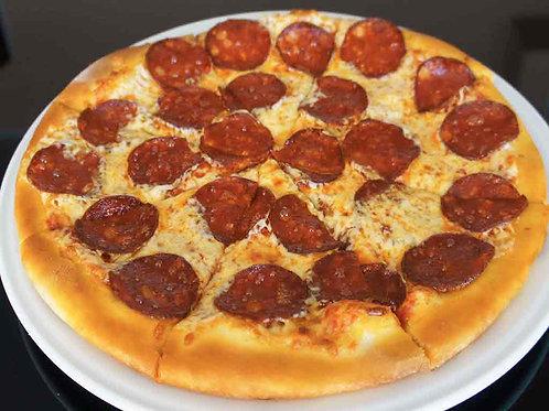"Пицца ""Пепперони"" на тонком тесте"