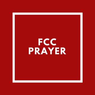 FCC Prayer