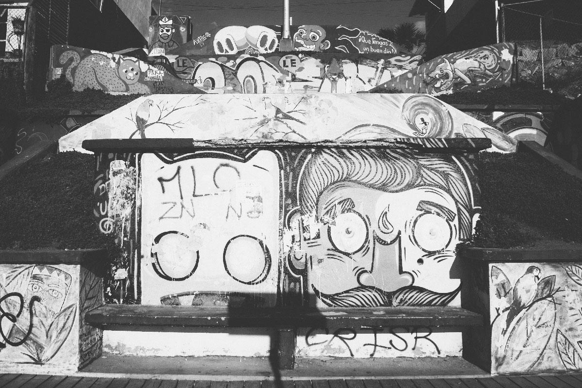 BW Graffiti