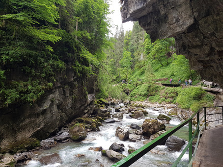 Breitachklamm und Osterberg Alpe ♥