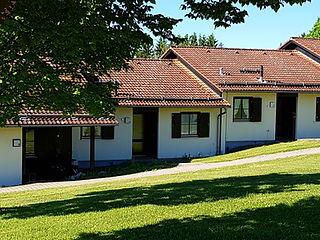 Allgäu, wandern Ferienhaus Lechbruck, Schlösser,Urlaub Bayern, Urlaub mit Hund