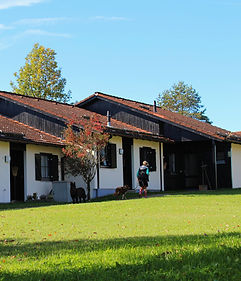 Urlaub Bayern, Ferienhaus Lechbruck,Allgäu, Urlaub mit Hund, angeln
