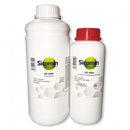 SICOMIN SR-5550 + SD-5504