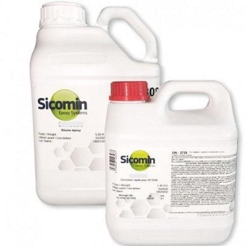 SICOMIN SR-8500 + SD-8603