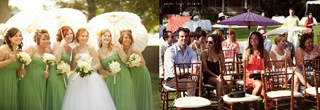 How to Beat the Heat and Still Enjoy a Summertime Wedding