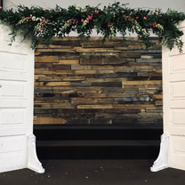 Rustic Doors with Crystal Knobs